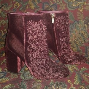 Ankle Booties {NEW - never worn}